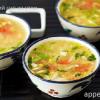 Китайский суп из утки с апельсинами