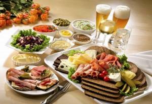Особенности современной европейской кухни