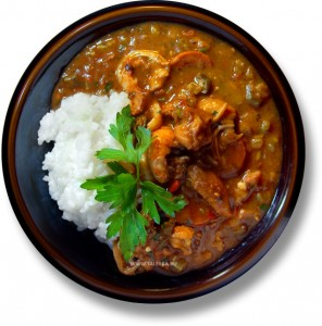 Гамбо. Кухня Луизианы