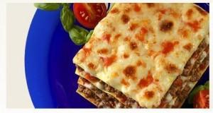 Знаменитая итальянская лазанья
