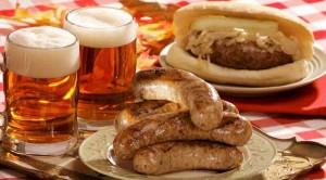 Немецкая национальная кухня: питательно и калорийно
