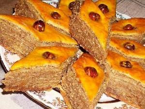 Восточная сладость – пахлава