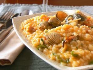 Знаменитое итальянское блюдо – ризотто
