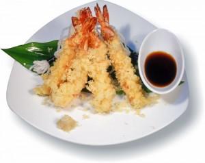Японская кухня: что принято есть в течение дня. Темпура