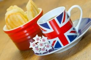 Чисто английское чаепитие