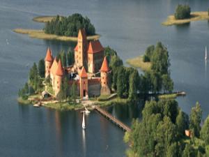 Туры в Бирштонас, Литва