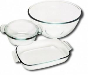 Уход за стеклянной посудой
