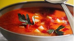 Холодный суп «Гаспачо»
