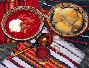 Украинский борщ: праздник для всей семьи