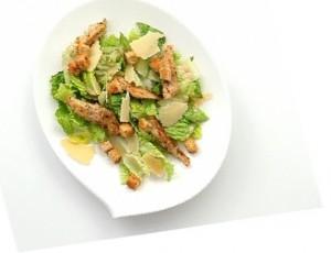 Итальянский салат «Цезарь» романо
