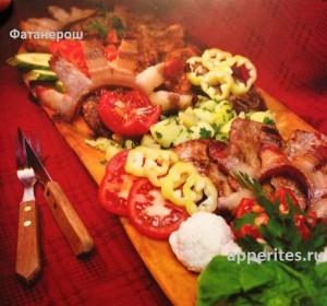 Венгерские рецепты. Фатанерош по-трансильвански