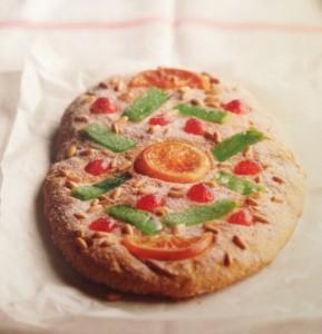 Рецепты Каталонии. Пирог «Сан жуан».